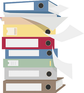 handle the paperwork in a better way